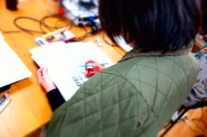 集団認知行動療法を学ぶ研修生