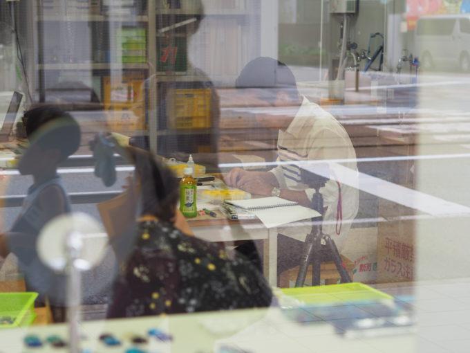 富山ガラス造形研究所とガラス工房GaZu