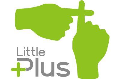 リトルプラスのロゴ